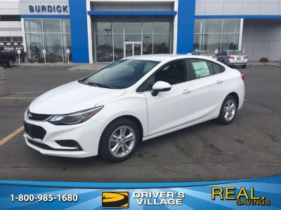 2018 Chevrolet Cruze (Summit White)
