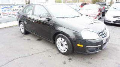 2006 Volkswagen Jetta Value Edition PZEV (Black)