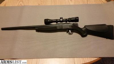 For Sale/Trade: CVA Hunter 450 Bushmaster