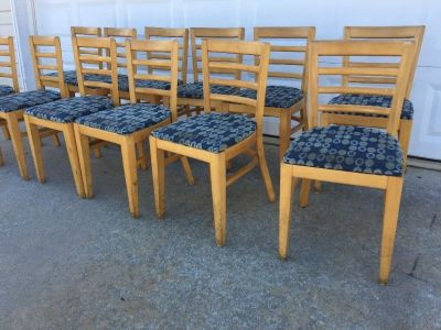 20 chairs