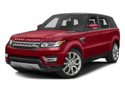 2016 Land Rover Range Rover Sport Autobiography ()