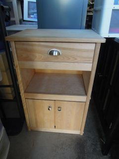 Cabinet w/drawer (cross posted)