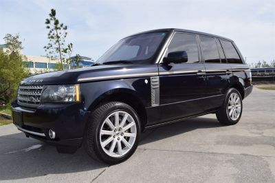 2010 Land Rover Range Rover Supercharged ()