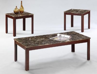$89, Alluring 3pc Coffee  End Table Set