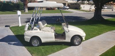 Golf and Country Western Golf Cart