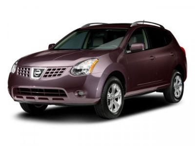 2009 Nissan Rogue S SULEV (Wicked Black)