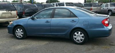 2002 TOYOTA CAMRY PRICED TO ROLL OFF THE LOT