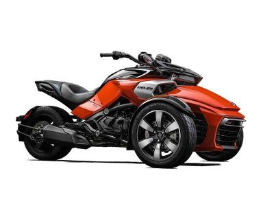 2015 Can-Am Spyder F3-S SE6 Trikes Motorcycles Zulu, IN