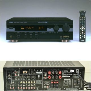 Yamaha RXV-596 Home Theater A/V Receiver