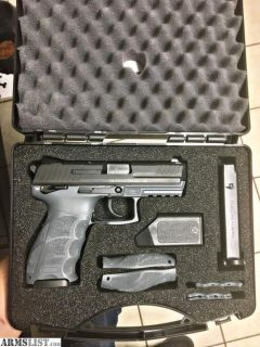 For Sale: Grey HK P30(S) 9mm
