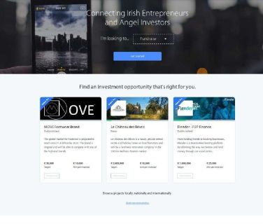 Global Investment Network for entrepreneurs in Ireland.
