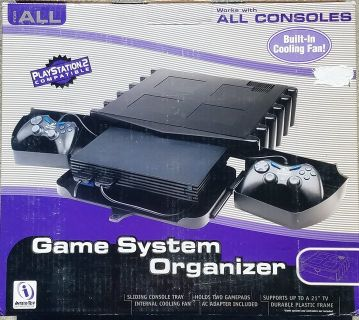 Game system organizer
