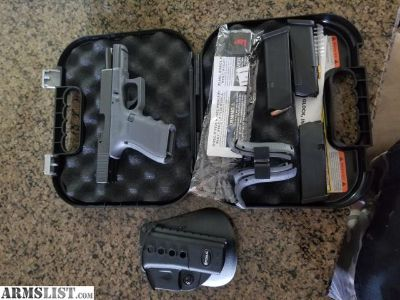 For Sale: Gen 4 G23 gray frame
