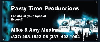 Party Time Productions