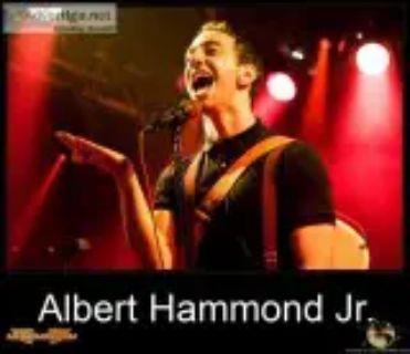 Albert Hammond Jr. concert at Phoenix AZ. March .
