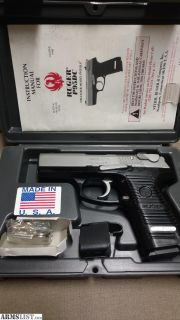 For Sale: Ruger P95dc