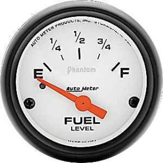 "Buy Auto Meter 5716 Phantom Fuel Level Gauge 2-1/16"" electrical 240-33 ohms motorcycle in Delaware, Ohio, United States, for US $53.95"