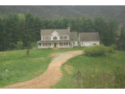 3 Bed 3.5 Bath Foreclosure Property in Stuart, VA 24171 - Central Academy Rd