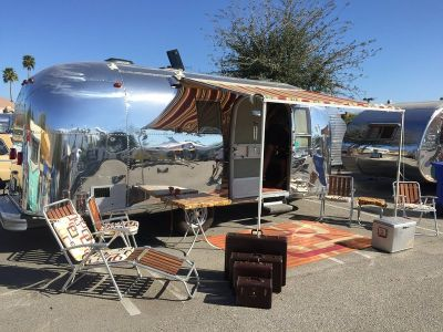 1967 Airstream Safari 22NB