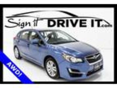 2015 Subaru Impreza 2.0i Premium - BLUETOOTH! ALLOY WHEELS! BACK UP CAMERA!