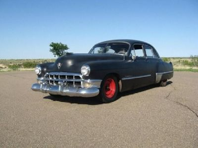 1949 Cadillac Series 61 Four Door Delivery Free Worldwide
