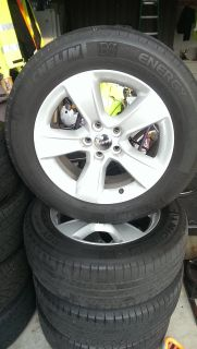 Stock Rims and tires for 2012 dodge charger