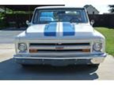 1968 Chevrolet Chevy Short Bed 327