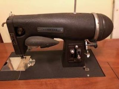 Vintage Kenmore Console Sewing Machine