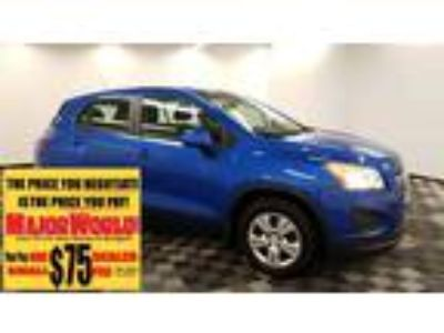 $15500.00 2016 CHEVROLET Trax with 29552 miles!