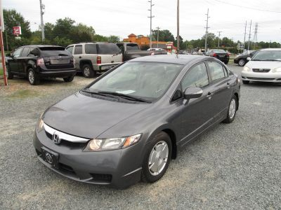 2009 Honda Civic Hybrid Hybrid (Grey)