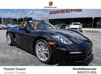 Used 2013 Porsche Boxster 2dr Roadster