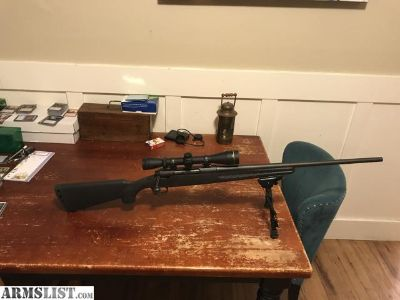 For Sale: Svage Axis .223