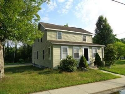 4 Bed 2 Bath Foreclosure Property in Three Rivers, MA 01080 - Bourne St
