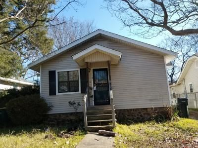3 Bed 2 Bath Foreclosure Property in Little Rock, AR 72204 - S Martin St