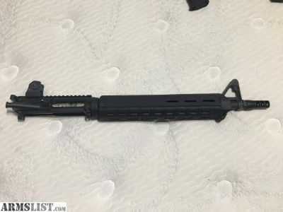 For Sale: Complete AR15 upper 223/556