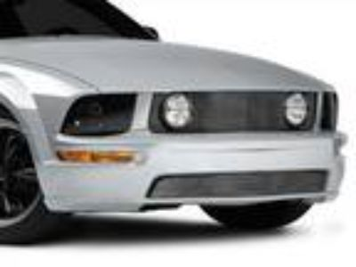 2005-09 Mustang GT Chrome Billet Grille Overlay Upper and Lower