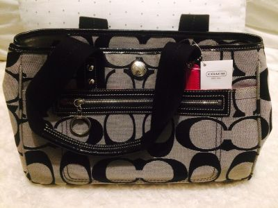 New with tag authentic coach bag