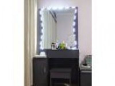 PENSON and CO. Lighted Mirror LED Light for Cosmetic Makeup Vani