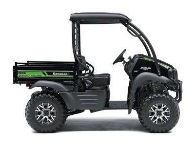 2018 Kawasaki Mule SX 4X4 XC SE Side x Side Utility Vehicles Jamestown, NY