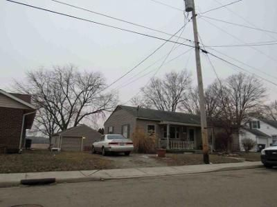 3 Bed 1 Bath Foreclosure Property in Pleasant Hill, OH 45359 - N Church St