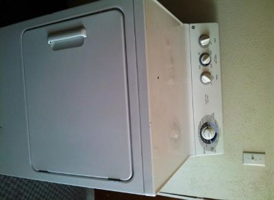 $350, GE washer  dryer set-used condition