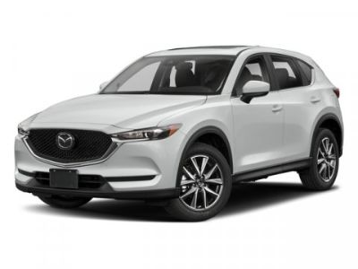 2018 Mazda CX-5 Touring (Blue)