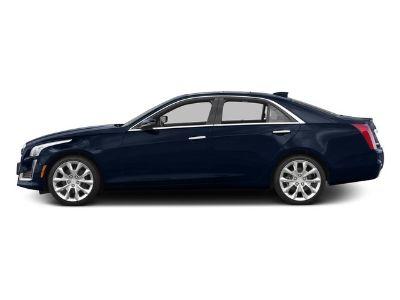 2016 Cadillac CTS Sedan Luxury Collection AWD (Dark Adriatic Blue Metallic)