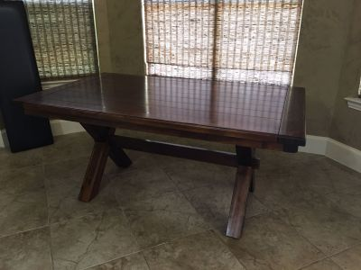 Solid sturdy Table 40x66