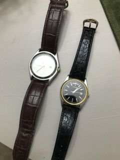 Watches $5 each. Just need batteries.