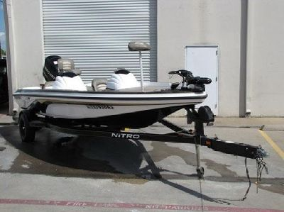 2006 Nitro NX 591 Boat