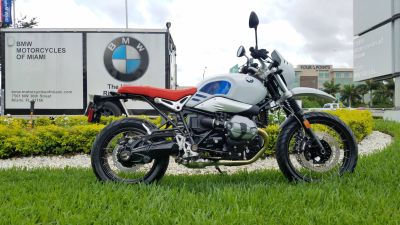 2018 BMW R nineT Urban G/S Standard/Naked Motorcycles Miami, FL