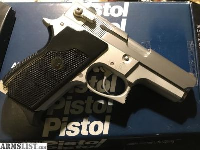 For Sale: S&W model 669