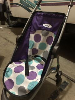 Graco baby doll stroller