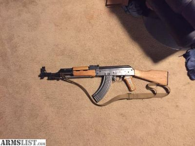 For Sale/Trade: Polytech AKS-762 Fixed Stock Spiker